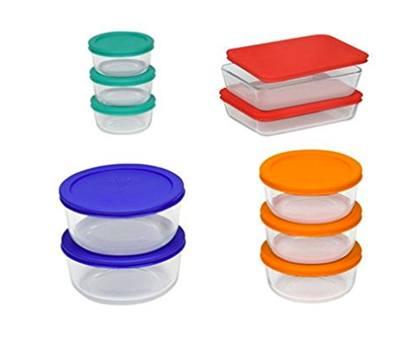 Pyrex Storage Set