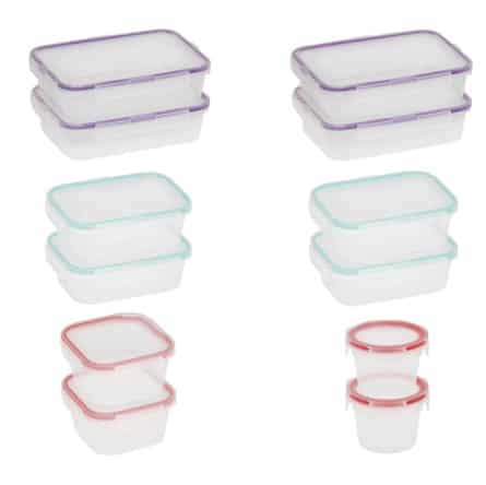 Snapware 24-Piece Airtight Food Storage Set