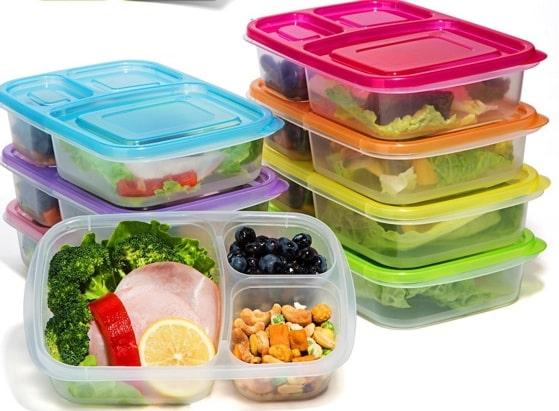 mealcon Meal Prep Containers