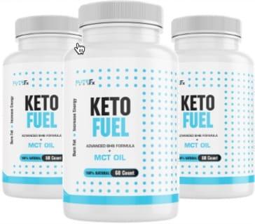 Keto Fuel Review [2021 Update] | BHB CAPSULES