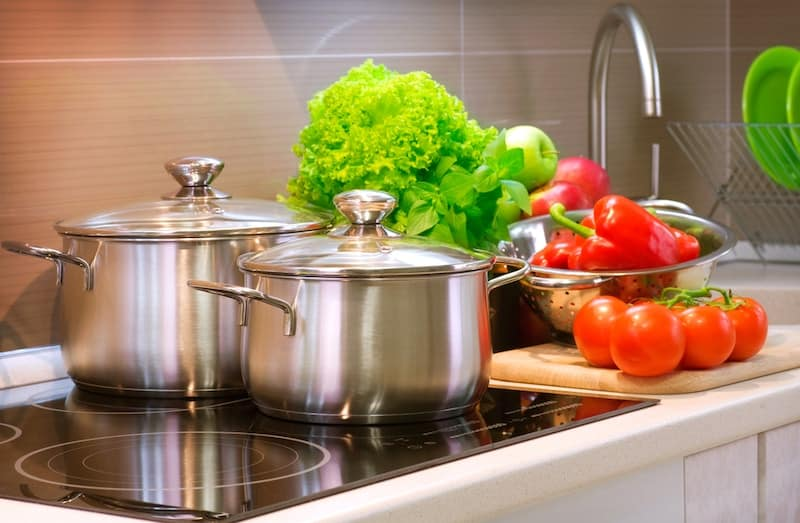 Best 5 Stainless-Steel Cookware Sets 2019 (Reviews and Buyer's Guide)