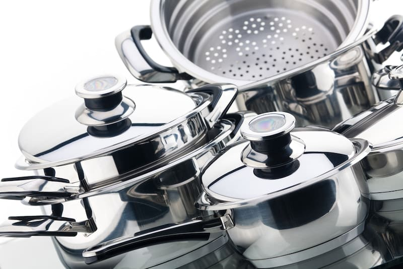 Is Stainless Steel Cookware Safe? [Updated In-Depth Guide]