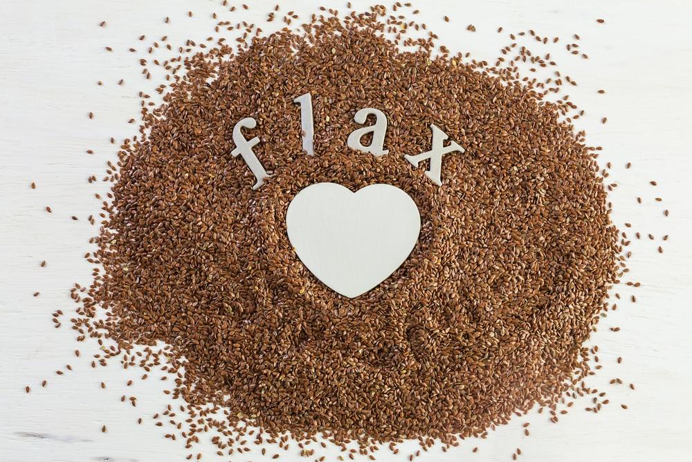 carbs in flaxseed