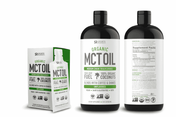 sports research organic mct oil