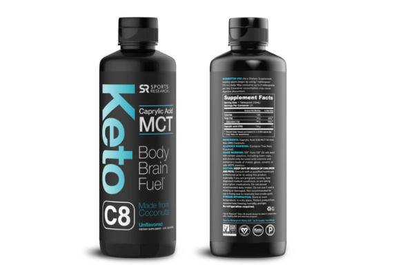 sports research mct oil c8