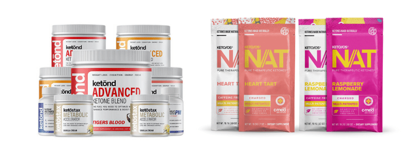 Ketond vs Pruvit – How Do These Exogenous Ketone Supplements Compare?