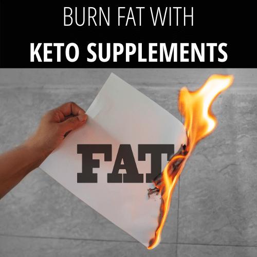 exogenous ketones burning fat