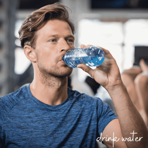 water intermittent fasting
