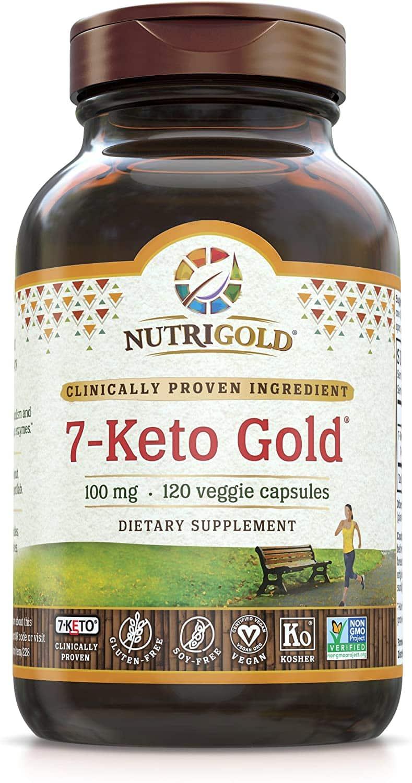 nutrigold 7 keto gold