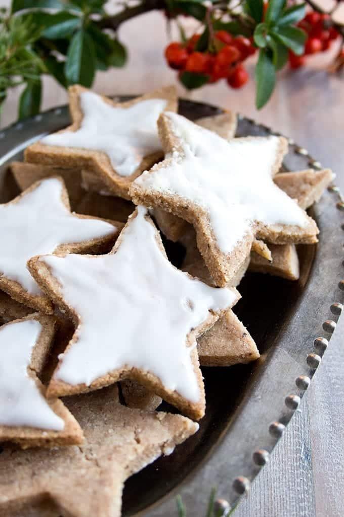 how to make german christmas cookies keto