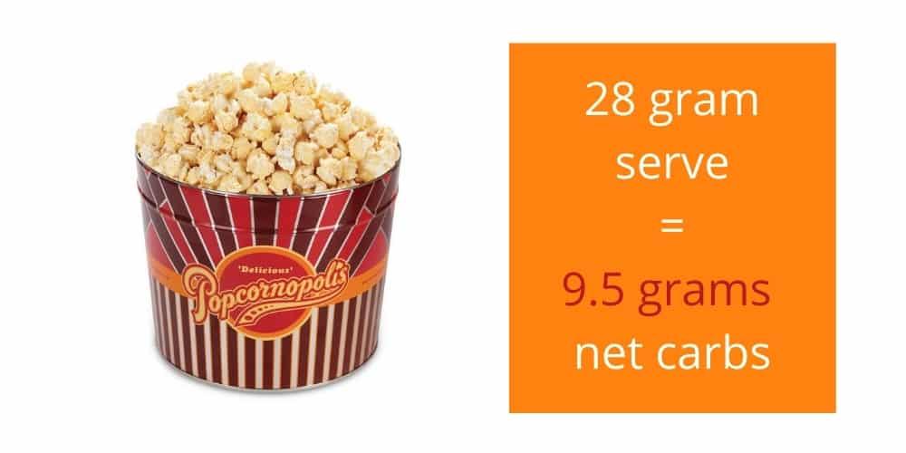 keto popcorn