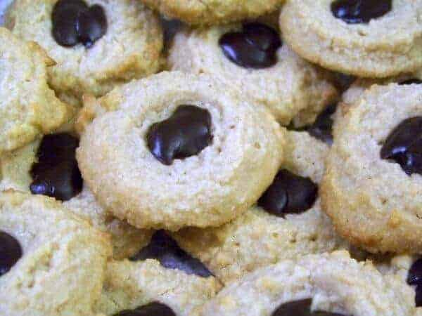 keto christmas cookies with almond flour