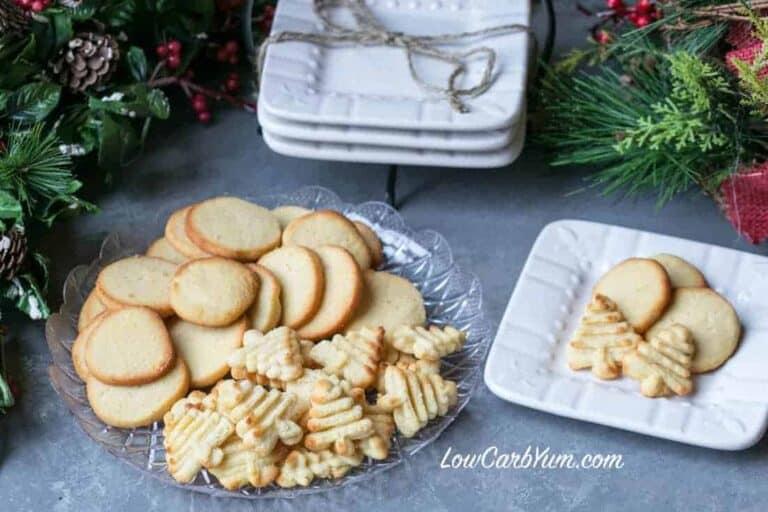 keto friendly christmas cookie recipes