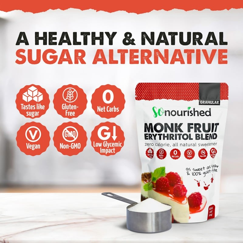so nourished erythritol where to buy