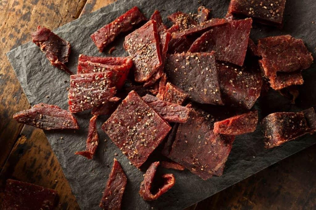 is beef jerky keto friendly
