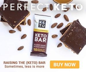perfect keto bars