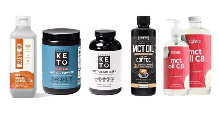 Best MCT Oil for Keto   Your 2021 Buying Guide