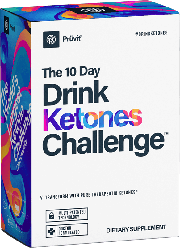 how to use pruvit ketones