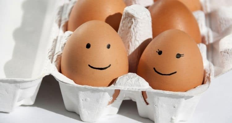 can i eat eggs on keto